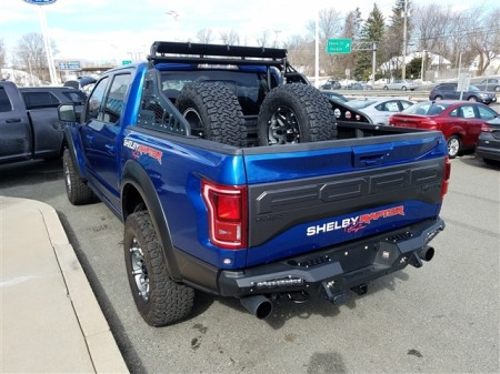 2018 Ford F-150 Shelby Baja Raptor