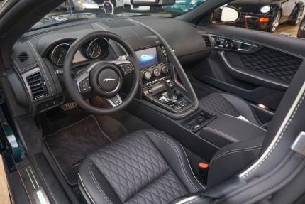 2016 Jaguar F-TYPE Project 7
