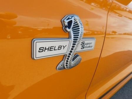 2018 Shelby Mustang Super Snake