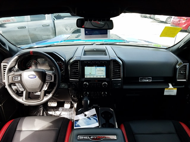 2018 Ford F-150 Shelby Baja Raptor