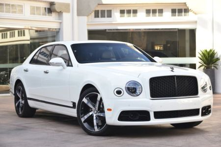 2018 Bentley Mulsanne Speed Design Series