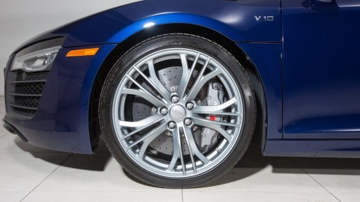 2014 Audi R8 5.2 plus