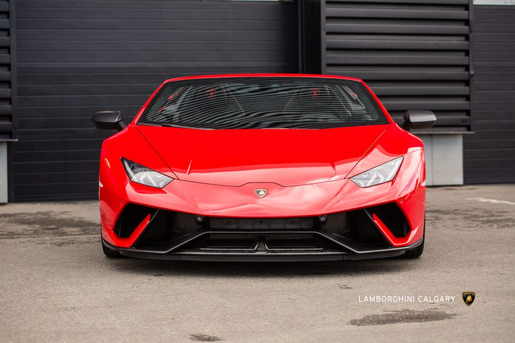 Used 2018 Lamborghini Huracan Performante Spyder For Sale In