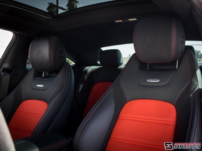 2017 Mercedes-Benz AMG C 63 S