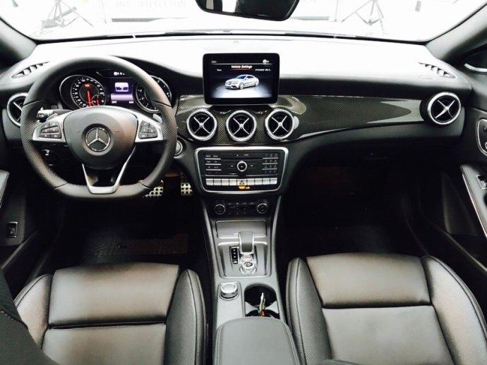 2018 Mercedes-Benz AMG CLA 45