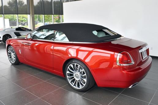 2018 Rolls-Royce Dawn