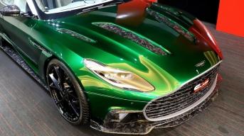 2017 Aston Martin DB11 Mansory Cyrus