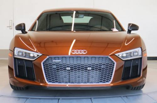 Used 2017 Audi R8 Coupe V10 Plus For Sale Auto Hype