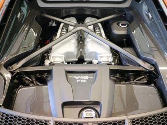 2018 Audi R8 5.2 V10 plus