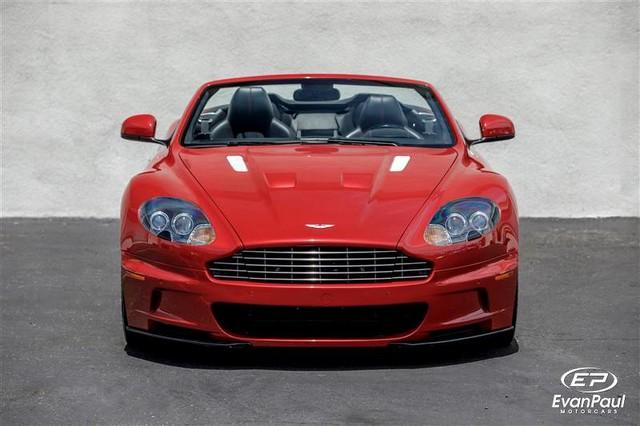 2012 Aston Martin DBS Volante