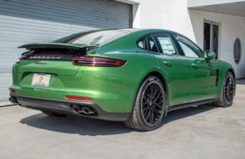 2018 Porsche Panamera