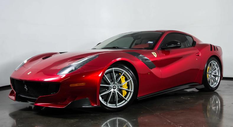 2017 Ferrari F12tdf