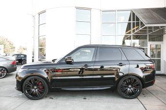 2019 Range Rover Sport Dynamic