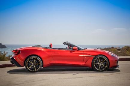 2018 Aston Martin Zagato Villa D'Este Package