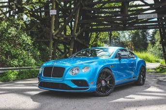 2017 Bentley Continental V8S