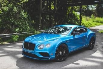 2017 Bentley Continental V8S