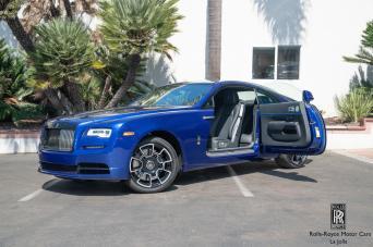2019 Rolls-Royce Wraith Black Badge