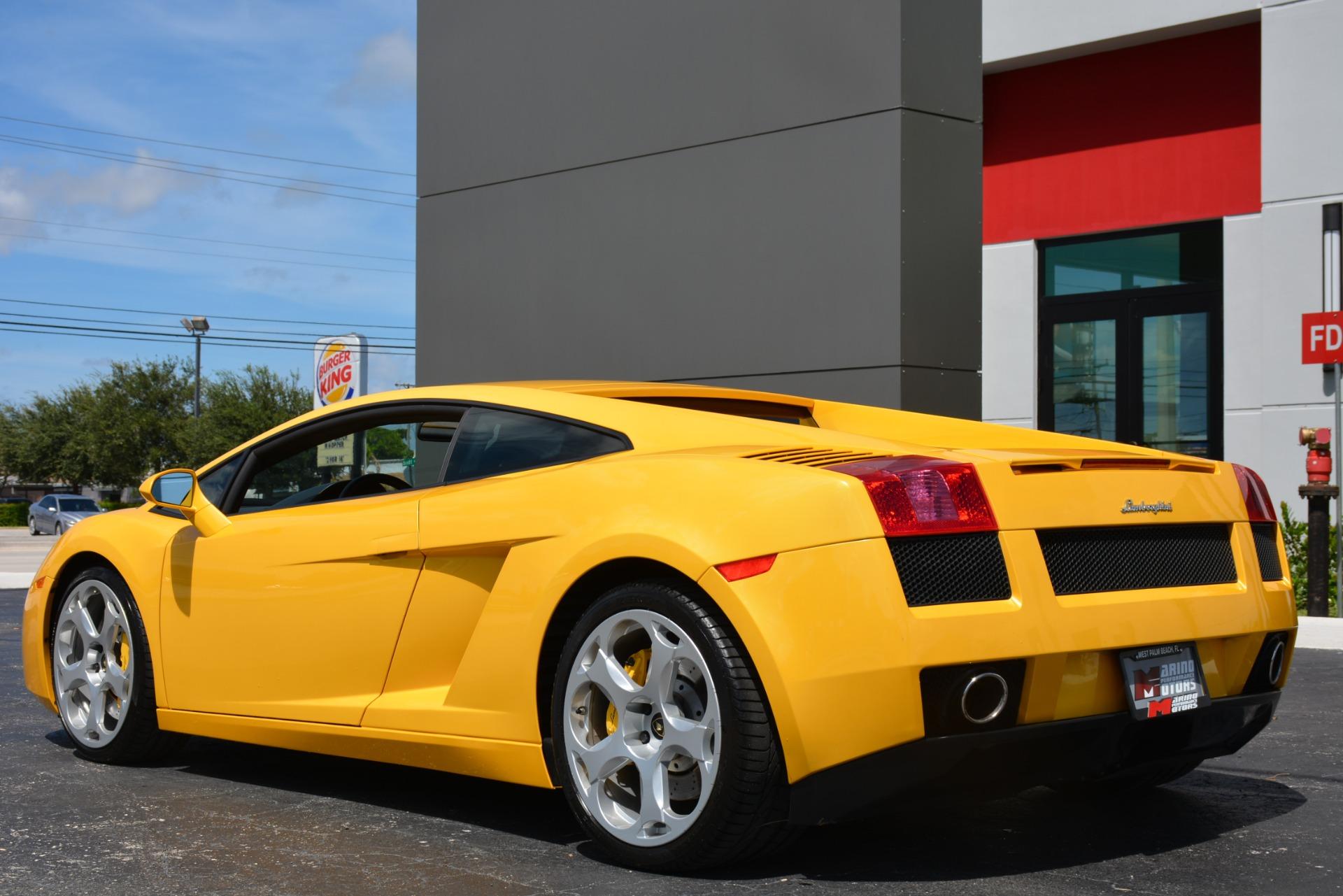 Used 2006 Lamborghini Gallardo For Sale Auto Hype